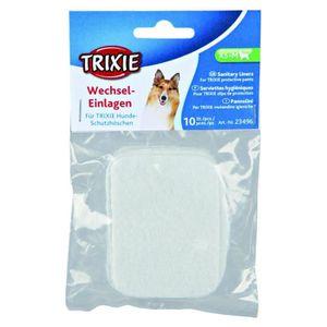 COUCHE - CHALEURS TRIXIE Serviettes hygiéniques pour chien
