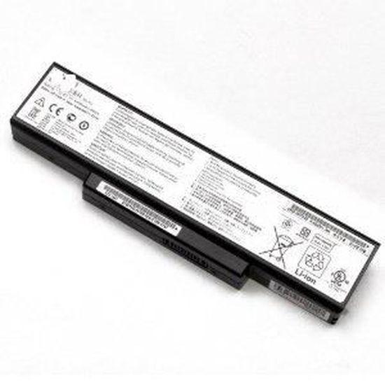 Batterie D Ordinateur Portable Asus K72f 4400mah 48wh 10 8v Li Ion Compatible Avec A32 K72 A32 N71 70 Nx01b1000z 70 Nxh1 Prix Pas Cher Cdiscount