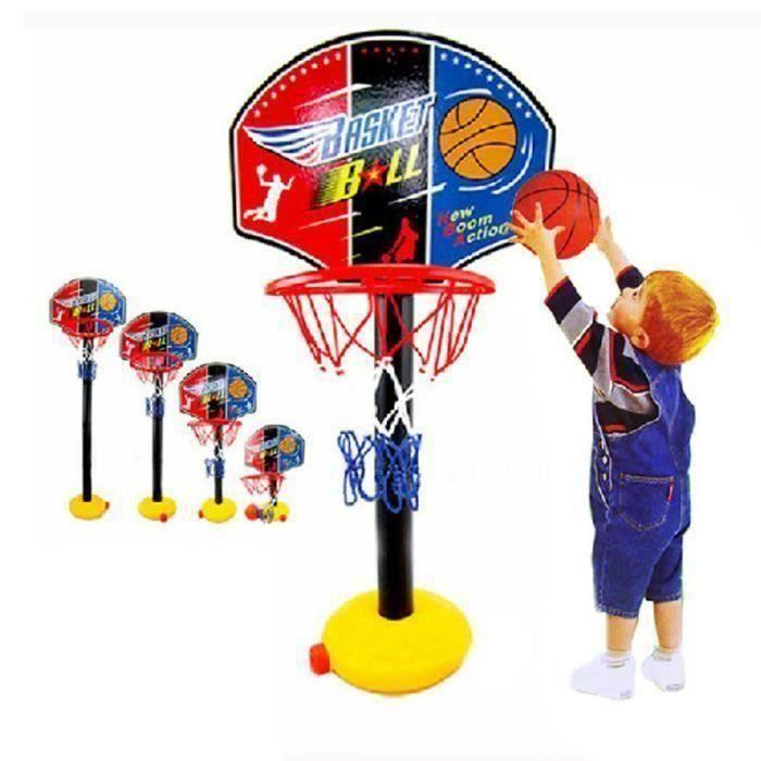 MCE Panneau Basket sur pied 1.15m pour enfant D04248