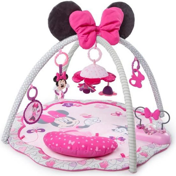 Disney Baby - Minnie Tapis d'Eveil Garden Fun™ Musical