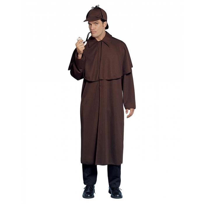 Manteau Sherlock Holmes