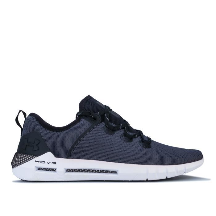 Baskets Under Armour Hovr Slk Pour Homme En Noir.