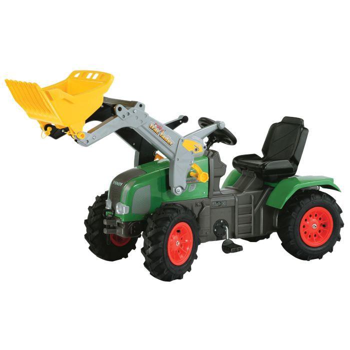 Tracteur à pédales FENDT 926 Vario avec chargeur …