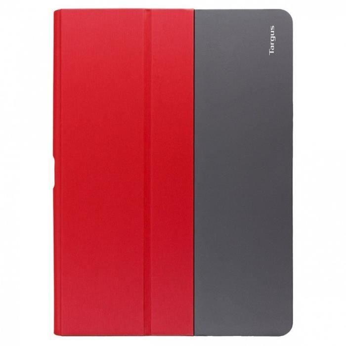 TARGUS Etui universel Fit N' Grip pour tablette 9-10- - Rouge