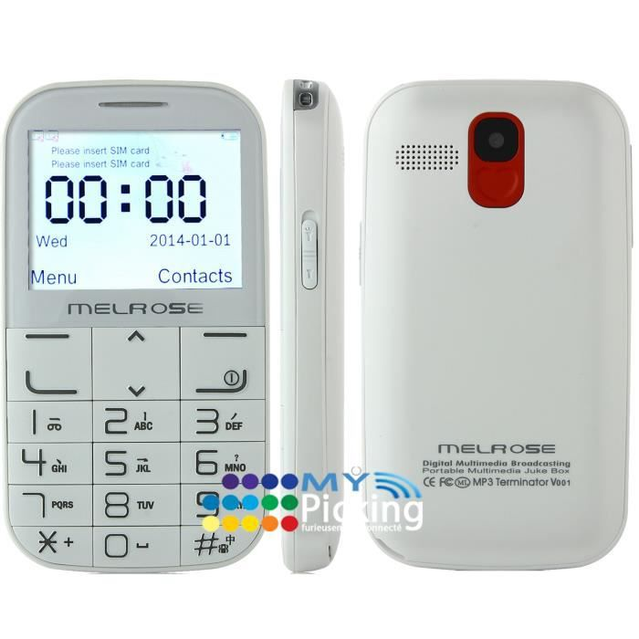 Telephone portable 32go - Portable senior sans abonnement ...