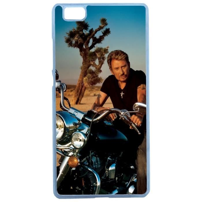 coque huawei 10 johnny hallyday