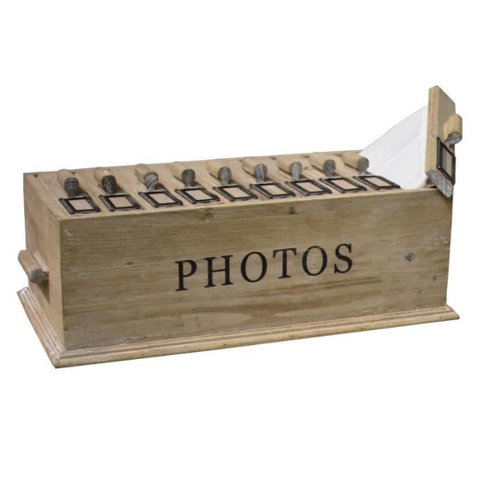 Boite Album Photos Grand Coffret Rangement Photos 44 50 Cm Achat Vente Album Album Photo Boite Album Photos Grand Cdiscount