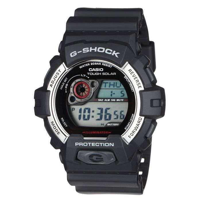 casio montre multifonction g shock noir achat vente montre cdiscount. Black Bedroom Furniture Sets. Home Design Ideas