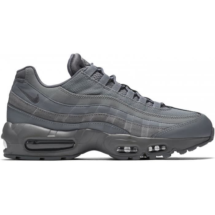 NIKE Baskets Air Max 95 - Homme - Gris - Cdiscount Chaussures
