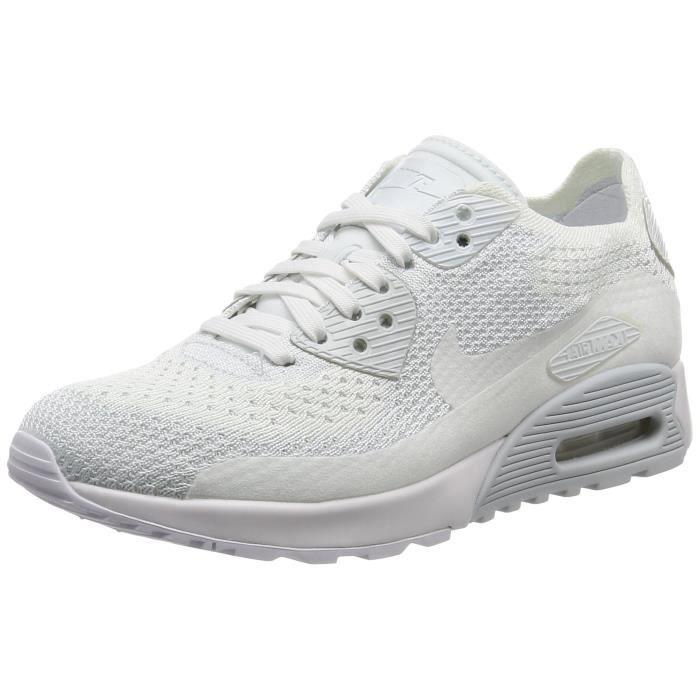 Nike Women's Air Max 90 Ultra 2.0 Flyknit Casual Shoe YBBYO Taille ...