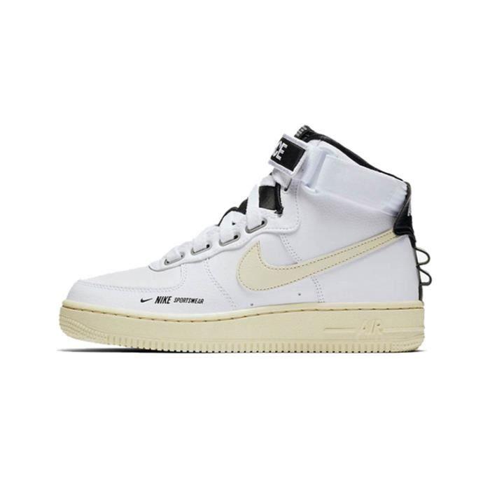 Baskets Nike Air Force 1 High Utility AJ7311-100 Chaussures ...