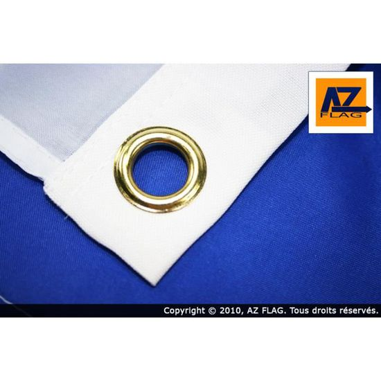 Schweißband Drapeau Drapeau Unicolore Bleu 7x8cm bracelet de sport