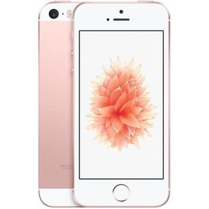 SMARTPHONE iPhone SE 16Go or Rose Reconditionné - Comme Neuf