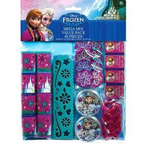 Support à décorer Support A Decorer FZAQI Disney Frozen Birthday Fav