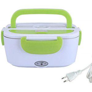 LUNCH BOX - BENTO  Boîte Chauffante Lunch Box Chauffante É220 Vlectri