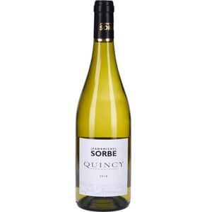 VIN BLANC Vin Blanc - Quincy 2018 - Bouteille 75cl