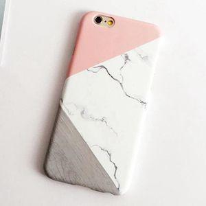 coque iphone 6 marbre noir rigide