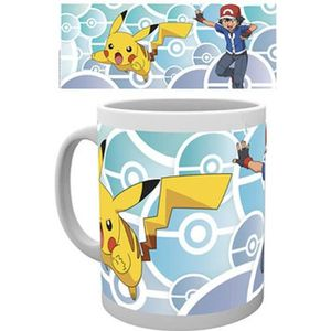BOL - MUG - MAZAGRAN Pokémon - Mug I Choose You