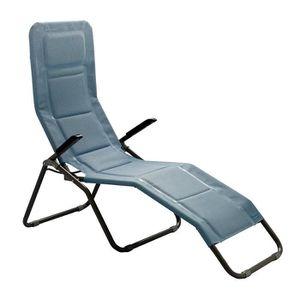 haut extra Mer longue mal La de Aluminium chaise jardin FlKc1JT3