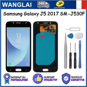ECRAN DE TÉLÉPHONE VITRE TACTILE + ECRAN LCD Pour Samsung Galaxy J5 P