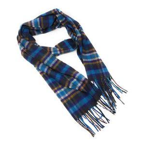 Scottish touche de cachemire léger Pashmina CRÈME conçue en Écosse