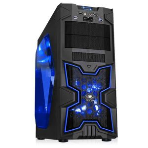 UNITÉ CENTRALE  Ordinateur Pc Gamer X-Fighters Mana AMD A8 9600 -