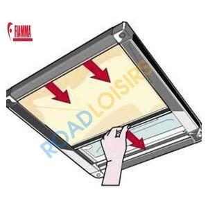 Fiamma Lanterneau Translucide 400x400 mm