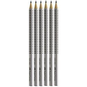 CRAYON GRAPHITE Grip 2001 Lot de 6 crayons HB (Import Allemagne)