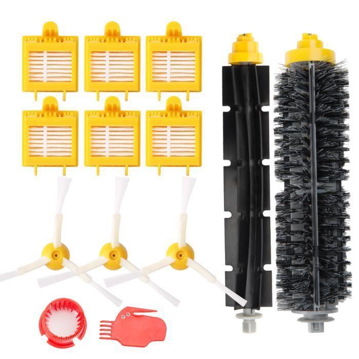 efluky Accessoire iRobot Roomba Series 700 Vacuum Kit de pièce de rechange Cleaner iRobot Roomba