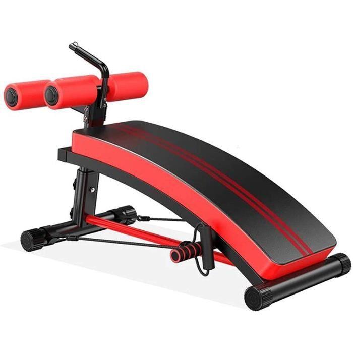 FGVDJ Banc de Musculation Haltérophilie Banc de Musculation Banc de Musculation Banc de Musculation réglable Banc de Fitness Exercic