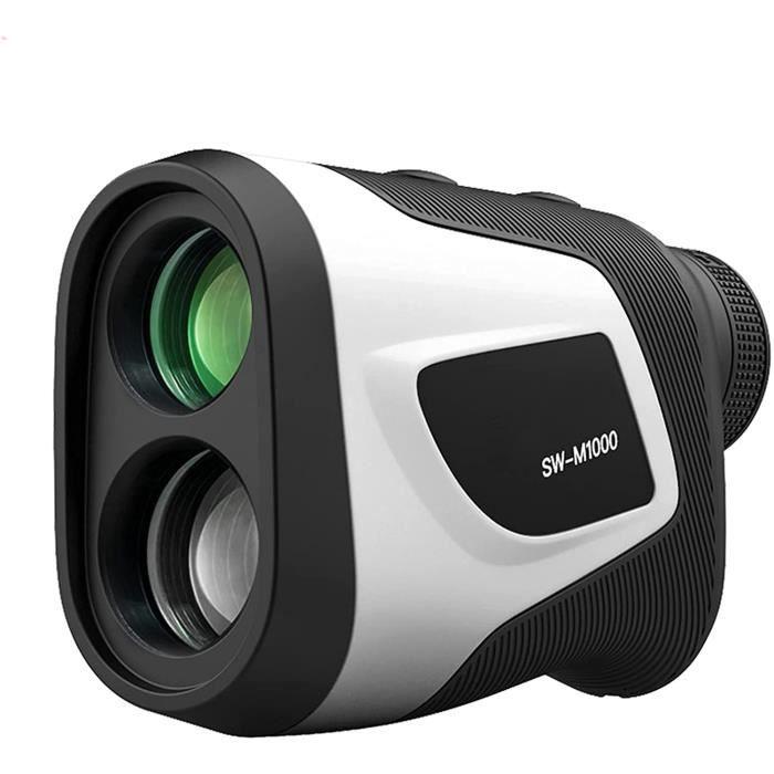 Télémètre Laser 1000M télescope télémètre Laser Mini Golf télémètre monoculaire pour la Chasse 308