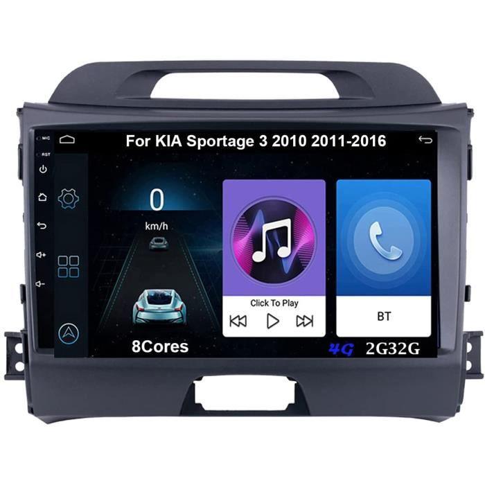 Android Radio Multimédia De Voiture 9 Inch HD Écran Tactile Pour Kia Sportage 3 2010-2015 2016 Accessoires De Voiture Brancher 44