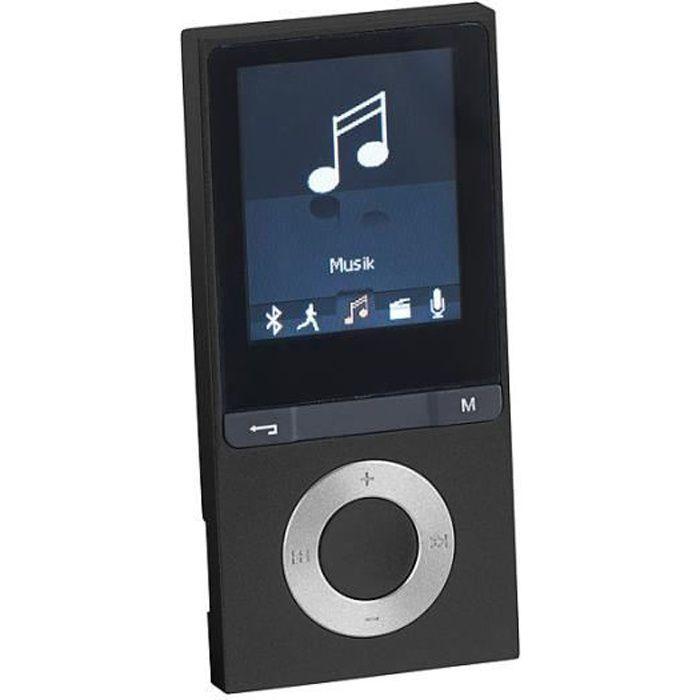 Lecteur MP3 / vidéo / FM bluetooth & MicroSD