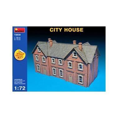 Maquette Maison de ville