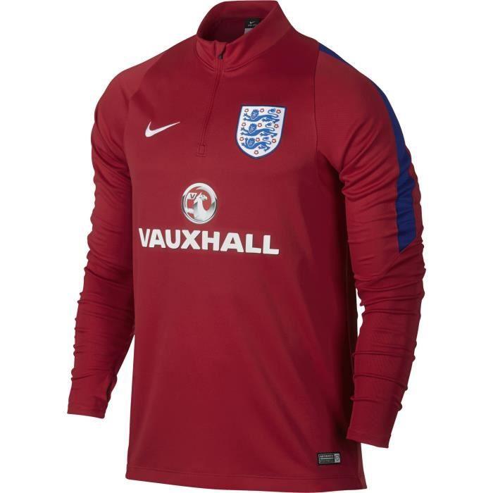 Ensemble Nike Training Authentique Haut+Bas Angleterre 2016