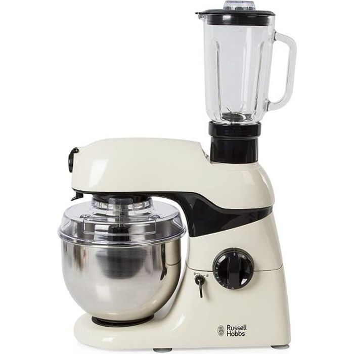 Robot pâtissier multifonctions Russell Hobbs 18557 style creations 800W