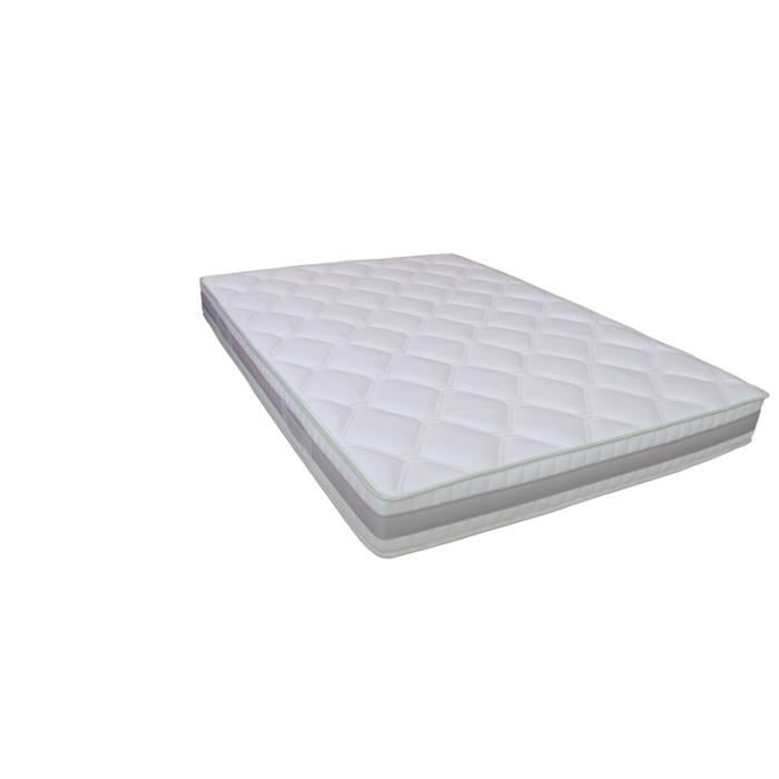 matelas latex 90x190 cloe achat vente matelas cdiscount. Black Bedroom Furniture Sets. Home Design Ideas