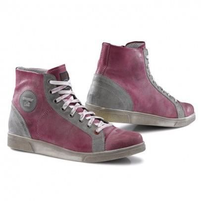 CHAUSSURE - BOTTE TCX X-STREET LADY WP rose/gris