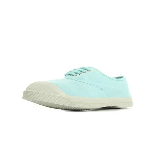 Baskets Bensimon Ten Lacet Ciel