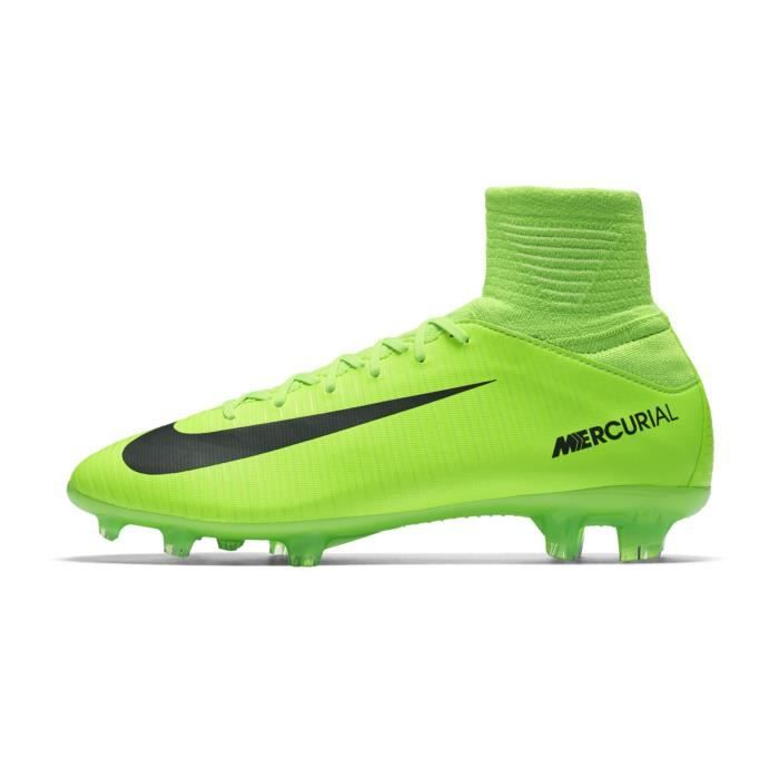 Junior V Chaussures Fg Mercurial Football Nike Superfly Prix Vert PTTp0RA