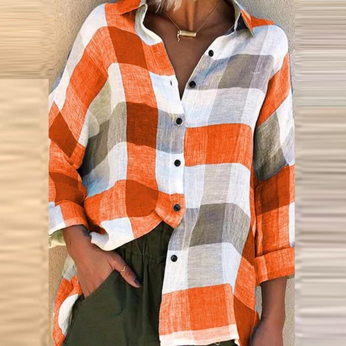 Filles Chemise À Carreaux Bustier Shirts Multi Couleur Tunique Âge 7 8 9 10 11 12 13 ans
