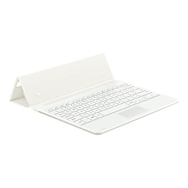 new product 080b7 084f0 SAMSUNG - EJFT810F - Book Cover keyboard white pour SAMSUNG GALAXY ...