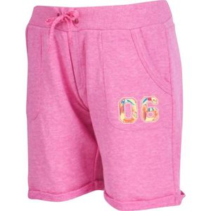 UP2GLIDE Short Coraline fille - Rose