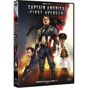 DVD FILM DVD Captain America : The First Avenger - Marvel