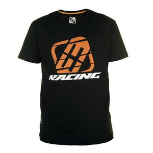 FREEGUN T-shirt Homme Racing - Noir / Orange