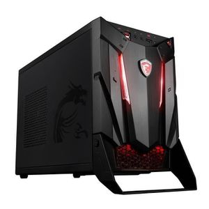 MSI PC de Bureau Gamer Nightblade 3 VR7RC-008EU - RAM 8 Go - Intel Core i7 - NVIDIA GeForce GTX 1060 ? 1 X 128 Go
