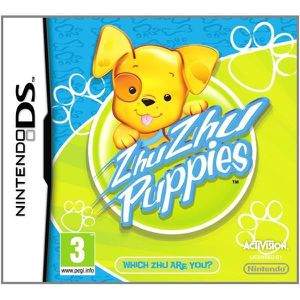 JEU DS - DSI Zhu Zhu Pets: Puppies - Game Only (Nintendo DS)...