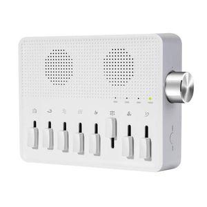 BOITE À MUSIQUE Appareil à Bruit Blanc, AGPtEK Version 2019, 7 Son