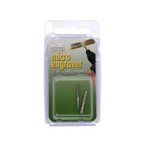 OUTILS BIJOUX 2 mines pour stylo graveur