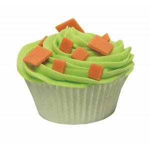 PME Lot de 3 carrées en plastique Glaçage Découpé piston Cutter Sugarcraft Gâteau Décoration